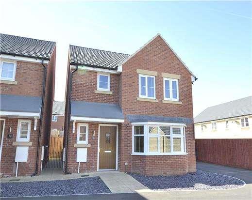 3 Bedrooms Detached House for sale in Keynes Drive, Brockworth, Gloucester, GL3 4UZ