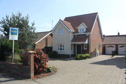 3 Bedrooms Detached House for sale in Lenwade, Norwich, Norfolk