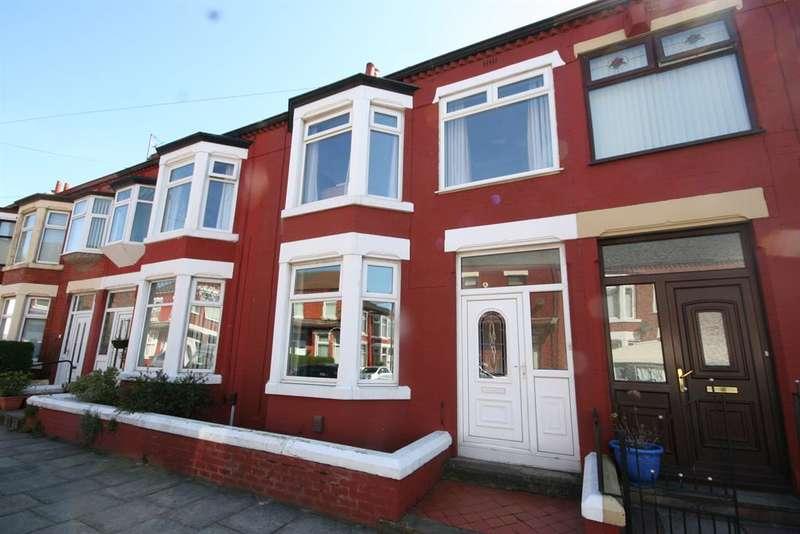 3 Bedrooms Terraced House for sale in Winterhey Avenue, Wallasey, CH44 4DX
