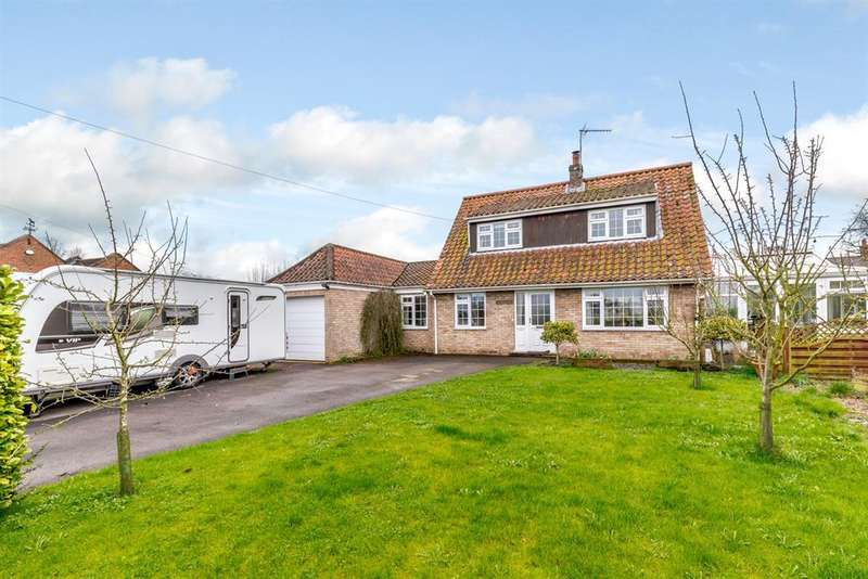 3 Bedrooms Detached House for sale in Tennis Court Lane, Tollerton, York, YO61 1QE