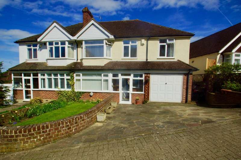 4 Bedrooms Semi Detached House for sale in Beechwood Avenue, Orpington