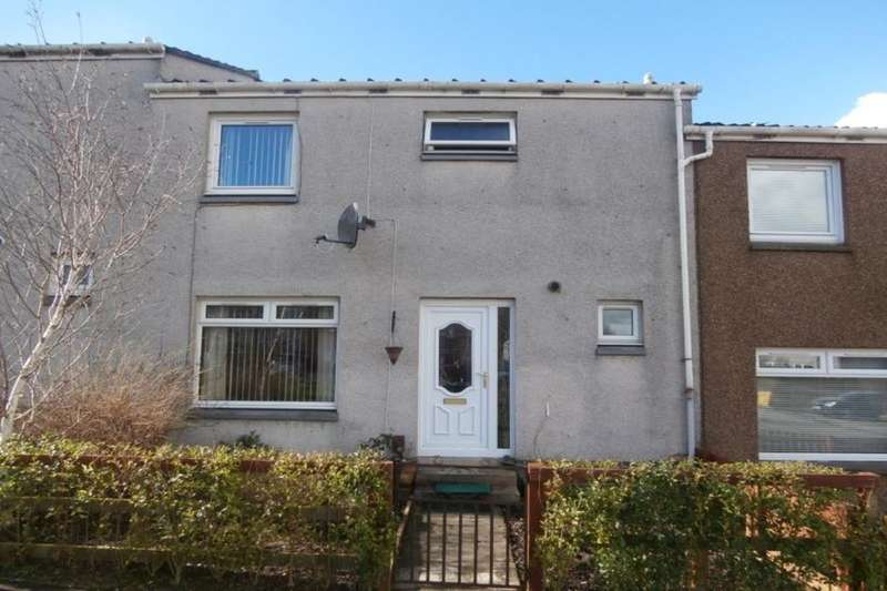 2 Bedrooms Property for sale in Nigel Rise, Livingston, EH54