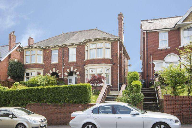2 Bedrooms Apartment Flat for sale in Bassaleg Road, Newport