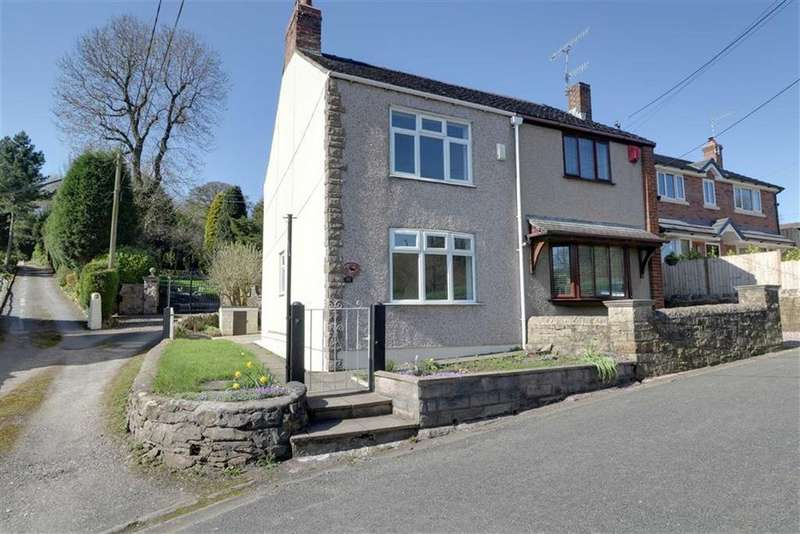3 Bedrooms Cottage House for sale in High Street, Rookery, Stoke-on-Trent
