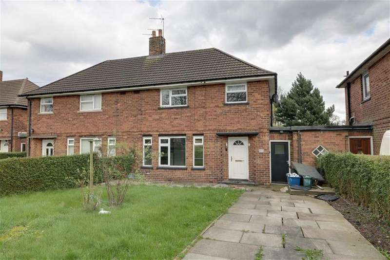 3 Bedrooms Semi Detached House for sale in Mitchell Avenue, Talke, Stoke-on-Trent