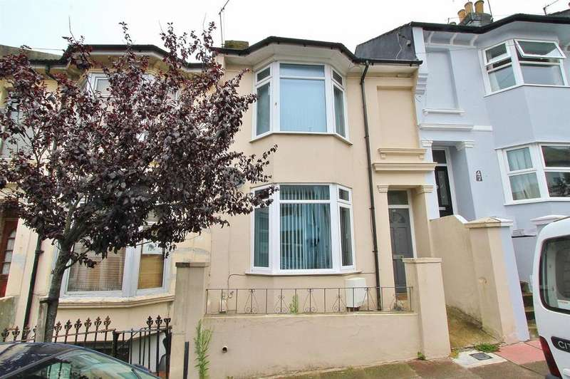 4 Bedrooms House for sale in Newmarket Road, Brighton