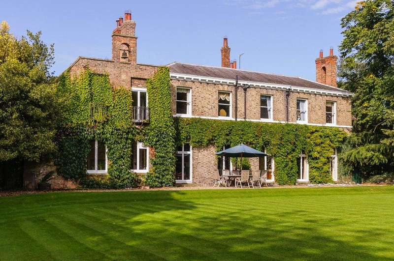 7 Bedrooms Detached House for sale in Fencote Hall, Little Fencote, Near Northallerton, North Yorkshire, DL7