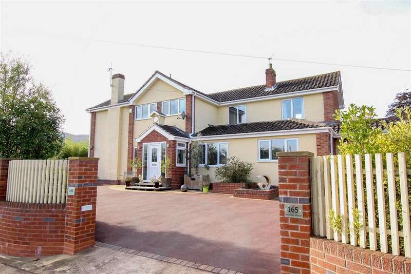 4 Bedrooms Detached House for sale in 165 Leigh Sinton Road, Malvern