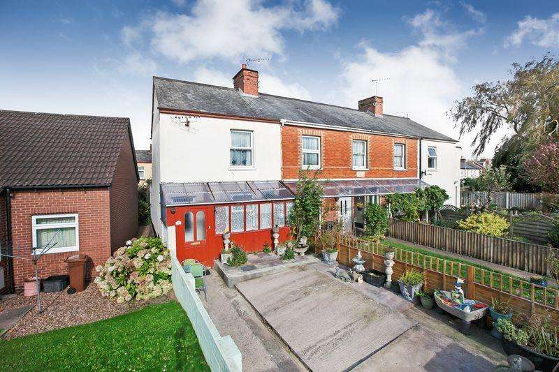 2 Bedrooms End Of Terrace House for sale in Morville Place