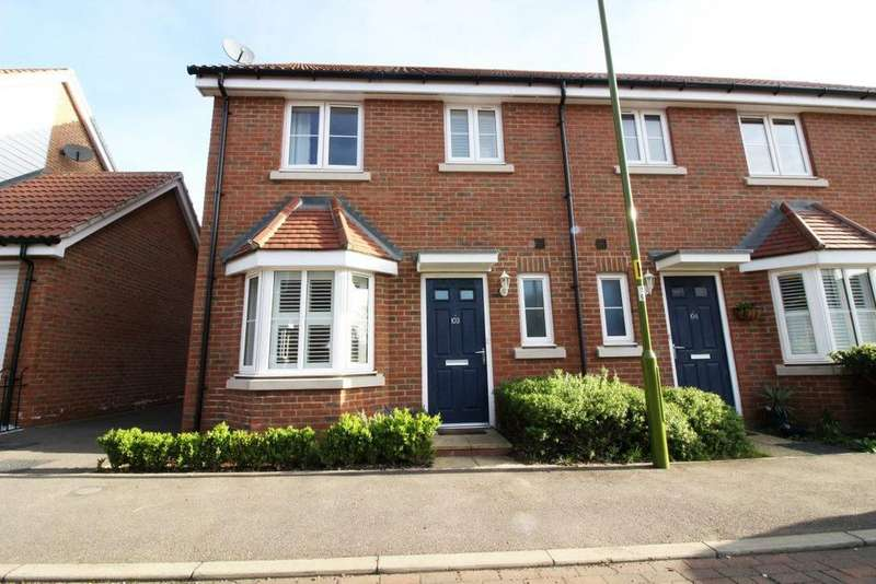 3 Bedrooms House for rent in Aldermere Avenue, Cheshunt, Hertfordshire