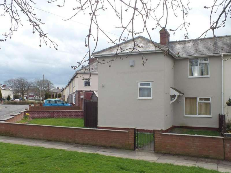 2 Bedrooms Semi Detached House for sale in Eleventh Avenue, Blyth