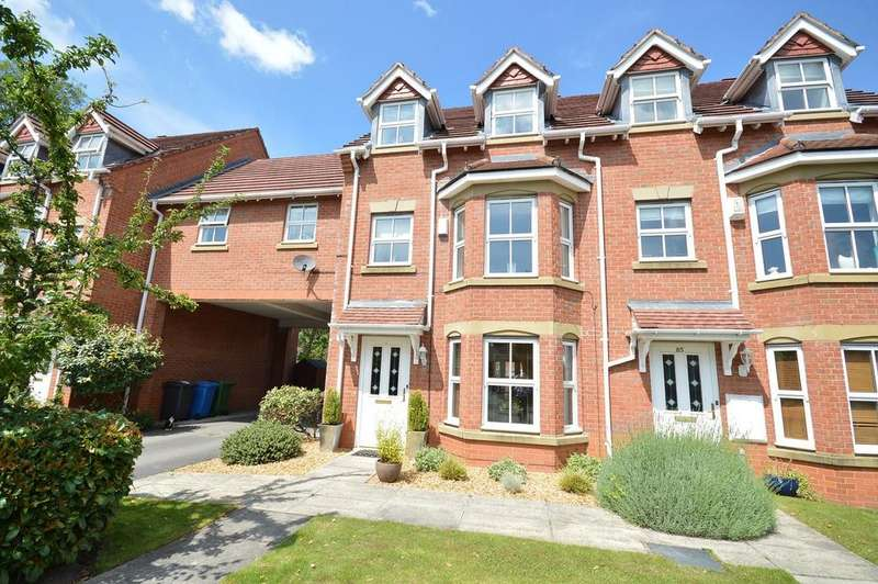 4 Bedrooms Mews House for sale in Bucklow Gardens, Lymm