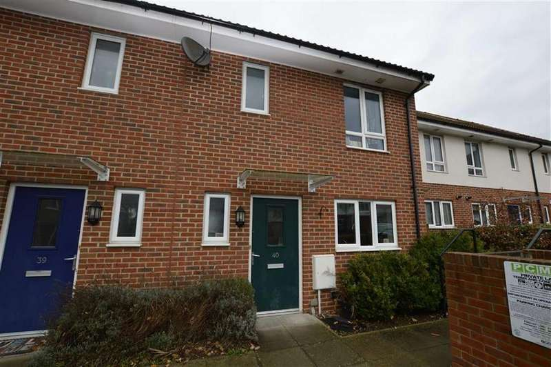 3 Bedrooms Terraced House for sale in Royal Court, Queen Marys Avenue, Watford, Herts, WD18
