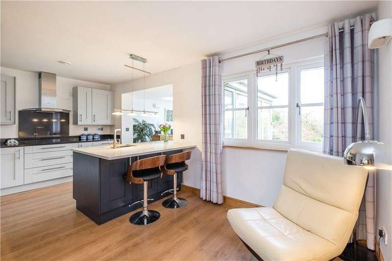 3 Bedrooms Detached Bungalow for sale in Church Lane, Orleton, Ludlow, SY8