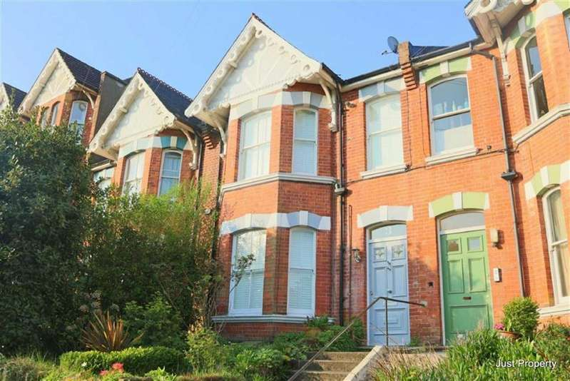 4 Bedrooms Terraced House for sale in Lower Park Road, Hastings