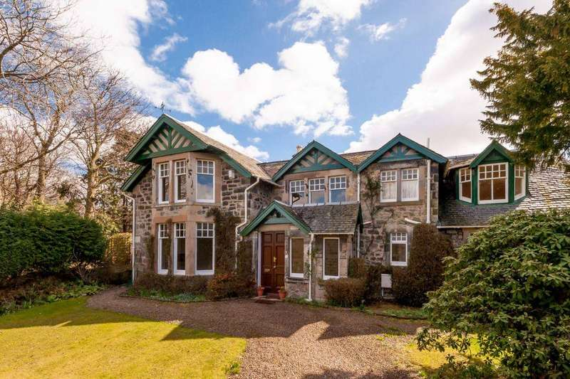 5 Bedrooms Detached House for sale in Beggars' Bush House, 55 Ravensheugh Road, Musselburgh, EH21 7SZ