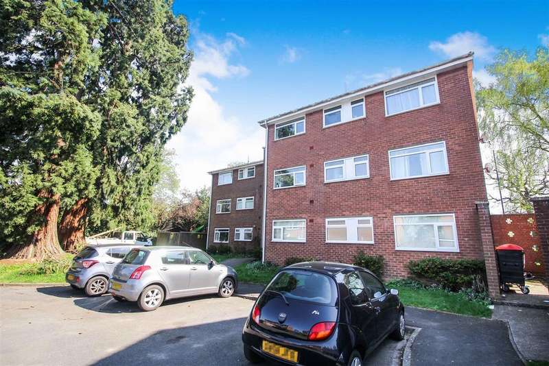 2 Bedrooms Apartment Flat for sale in Dereham Court, Leamington Spa