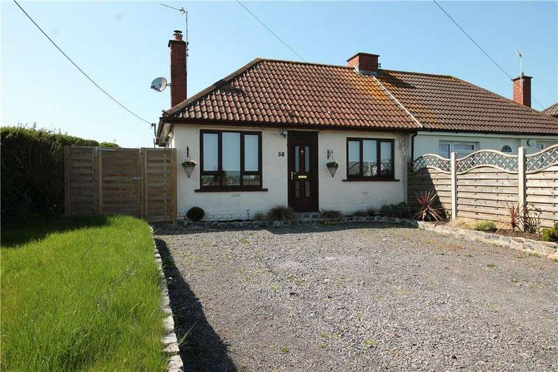 1 Bedroom Semi Detached Bungalow for sale in Nailsea, North Somerset, BS48