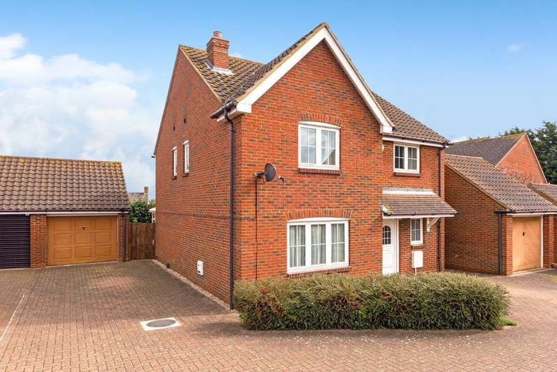 4 Bedrooms Detached House for sale in The Rickyard, Lower Shelton, Bedfordshire, MK43 0NG