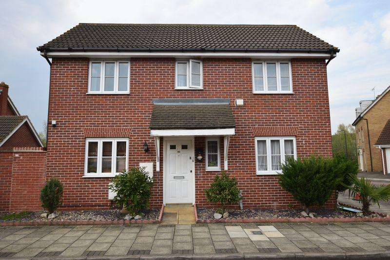 3 Bedrooms Detached House for sale in 45 New Acres Road, London