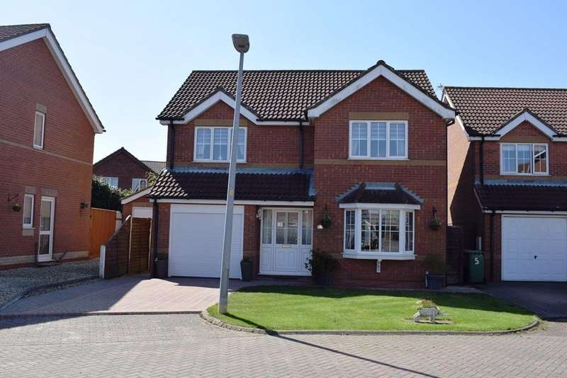 4 Bedrooms Detached House for sale in Arden Village, Cleethorpes