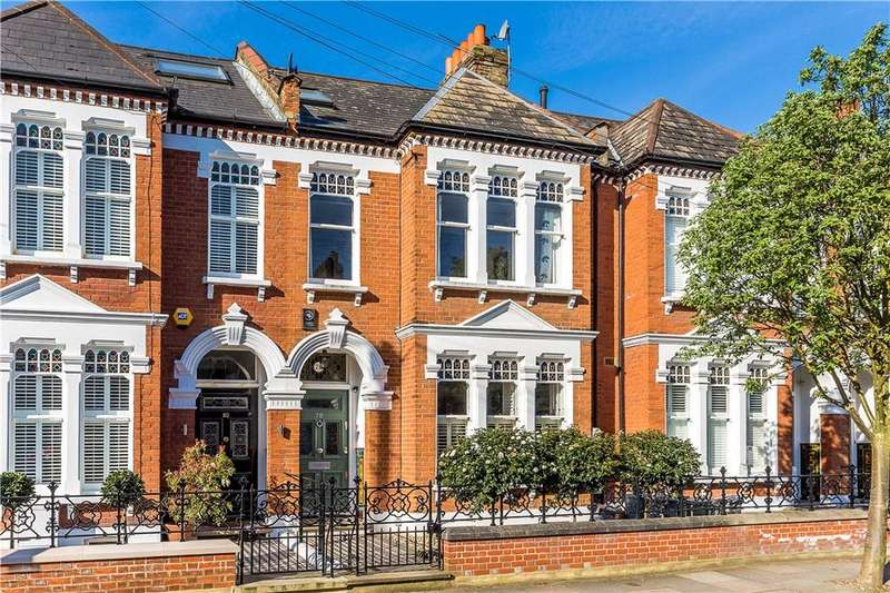 5 Bedrooms Terraced House for sale in Louisville Road, Heaver Estate, London, SW17