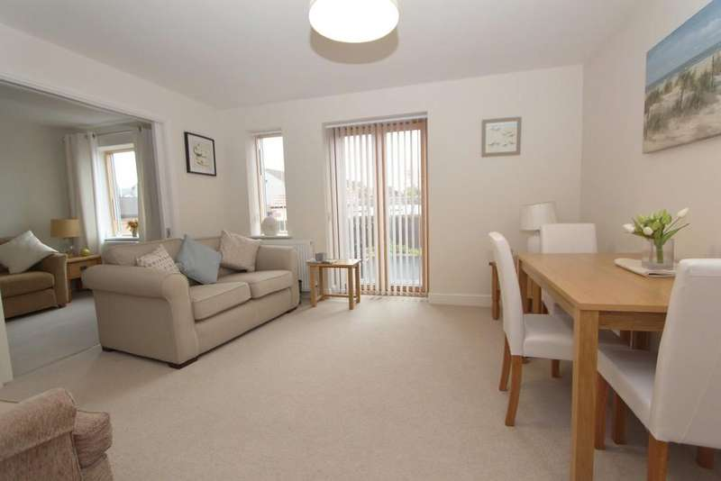 2 Bedrooms Apartment Flat for sale in Retirement flat in central Yatton