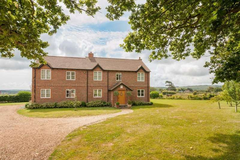 4 Bedrooms Farm House Character Property for sale in Ashey, Isle of Wight