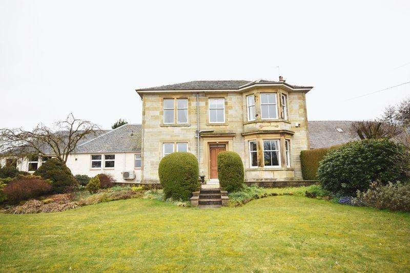 4 Bedrooms Farm House Character Property for sale in Knocklandside Farm, Irvine Road, Kilmaurs KA3 2PF