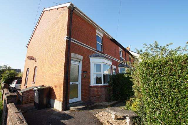3 Bedrooms End Of Terrace House for sale in Alexandra Street, Blandford Forum