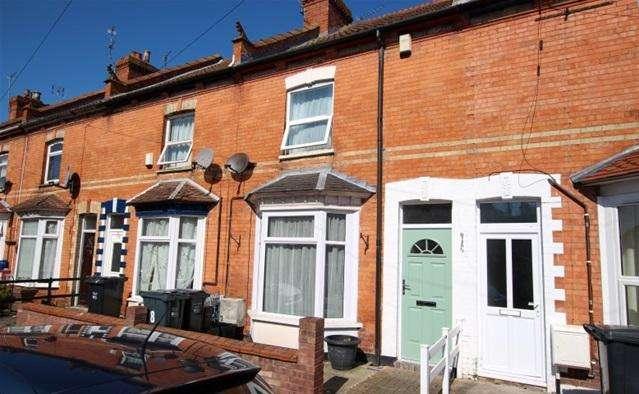 3 Bedrooms Terraced House for sale in Gordon Terrace, Bridgwater