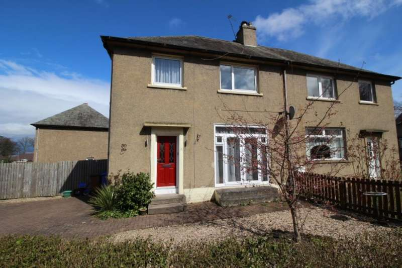 3 Bedrooms Semi Detached House for sale in Miller Crescent, Bo'ness, EH51