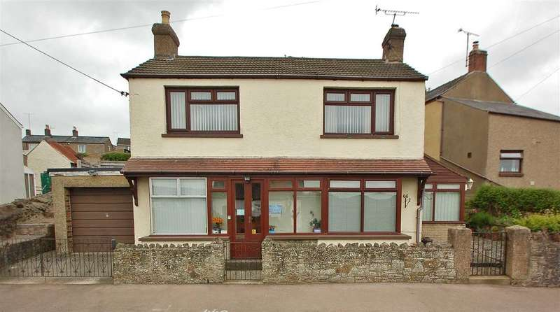 3 Bedrooms Detached House for sale in CHURCH ROAD, CINDERFORD