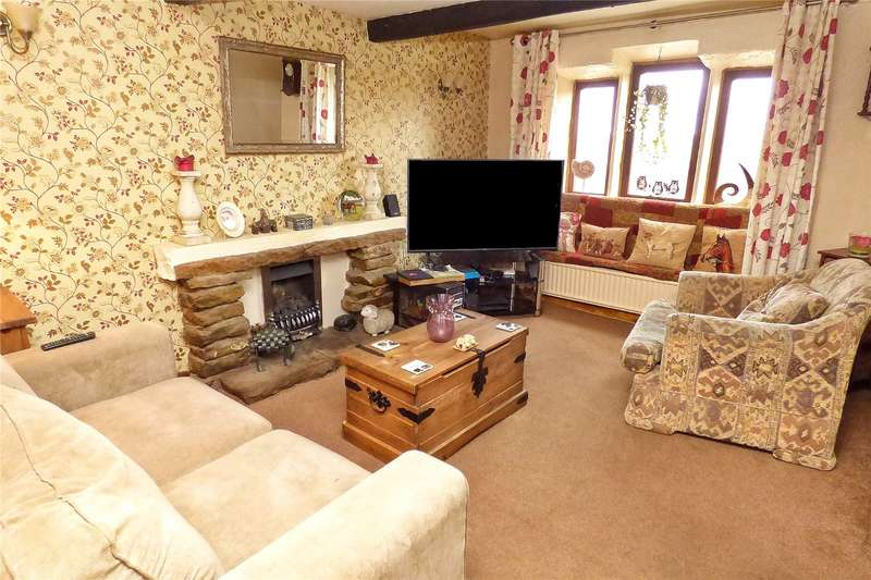 1 Bedroom End Of Terrace House for sale in Burnley Road, Bacup, Lancashire, OL13