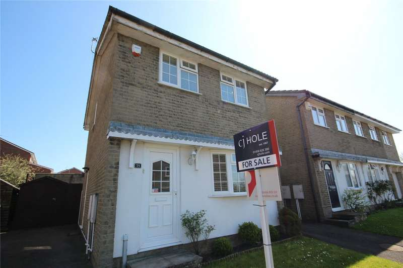 3 Bedrooms Detached House for sale in Breaches Gate Bradley Stoke Bristol BS32