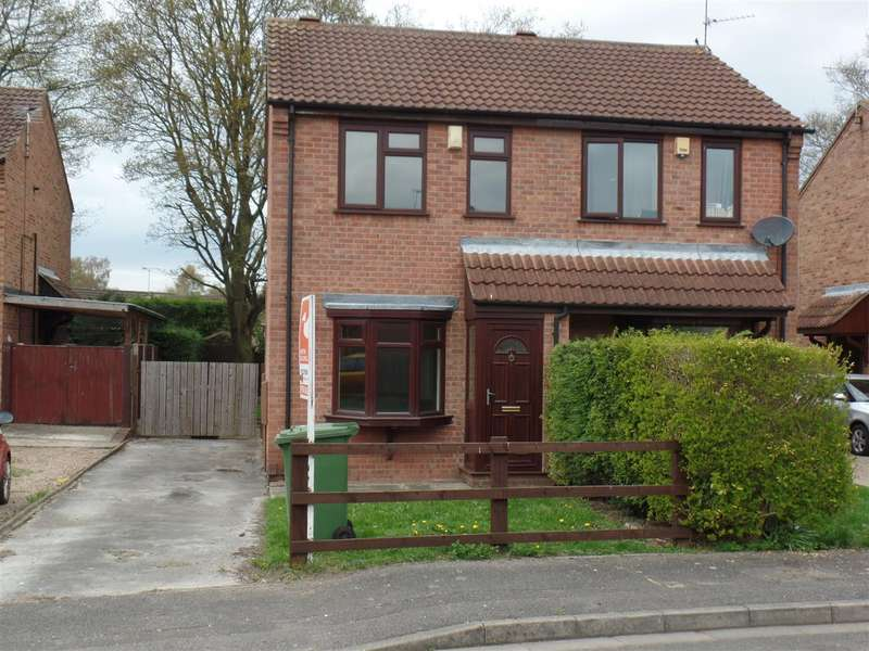 2 Bedrooms Detached House for sale in Stenigot Close, Lincoln