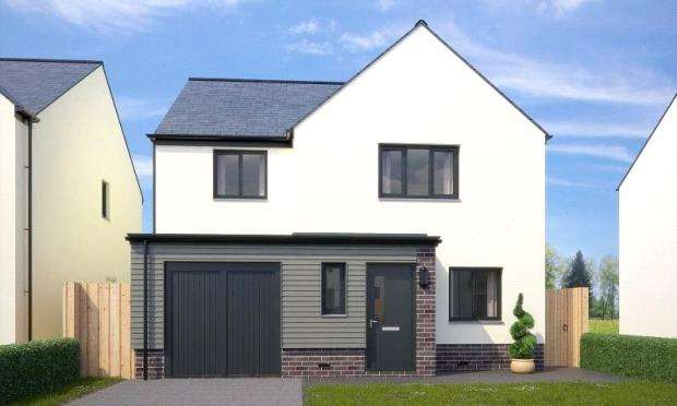 4 Bedrooms Detached House for sale in 68 Barnard, Paignton