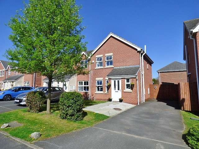 3 Bedrooms House for sale in Mildenhall Close, Great Sankey, Warrington