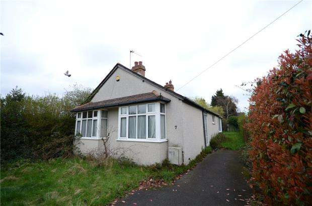 4 Bedrooms Detached Bungalow for sale in Mead Way, Slough