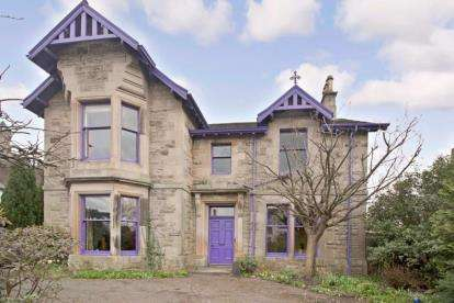 5 Bedrooms Detached House for sale in Causewayhead Road, Stirling