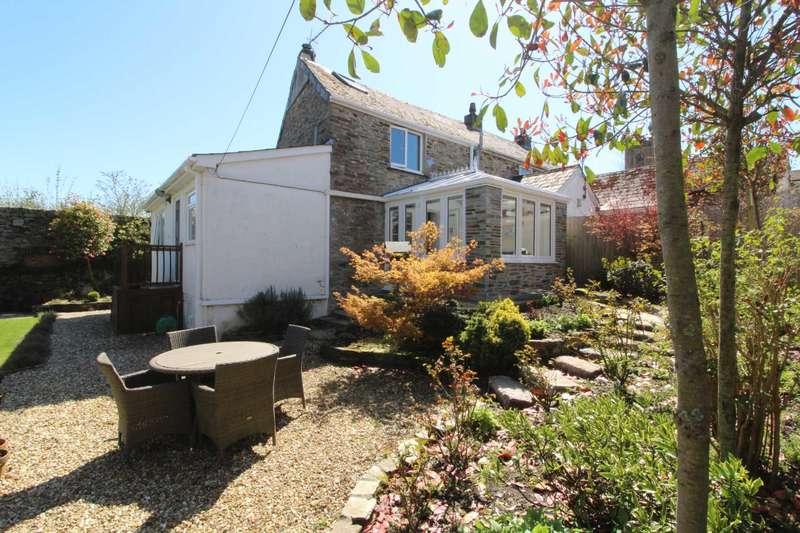 2 Bedrooms Cottage House for sale in Callington, PL17 7DG