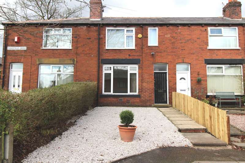 3 Bedrooms Town House for sale in Mansfield Grove, Smithills, Bolton.