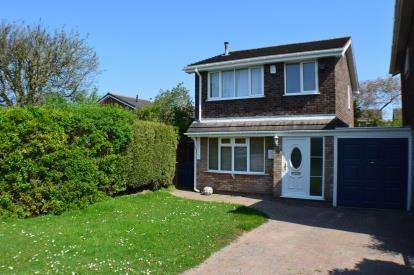 House for sale in Lincoln Close, Off Eastern Avenue, Lichfield, Staffordshire