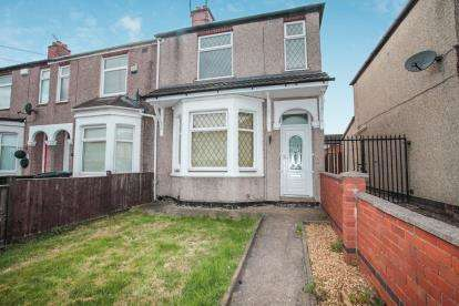 3 Bedrooms End Of Terrace House for sale in Grangemouth Road, Radford, Coventry, West Midlands