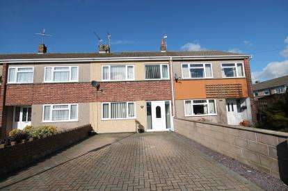 3 Bedrooms Terraced House for sale in Nailsworth Avenue, Yate