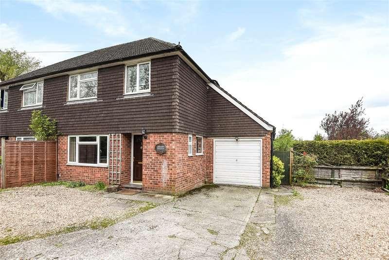 3 Bedrooms Semi Detached House for sale in Mill Lane, Sindlesham, Wokingham, Berkshire, RG41