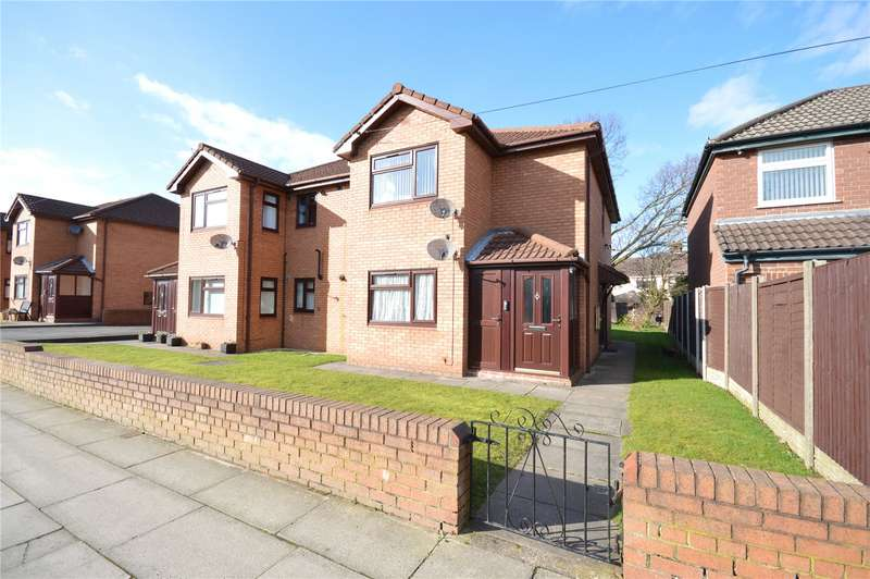 2 Bedrooms Apartment Flat for sale in Williamson Court, Rosefield Road, Liverpool, L25