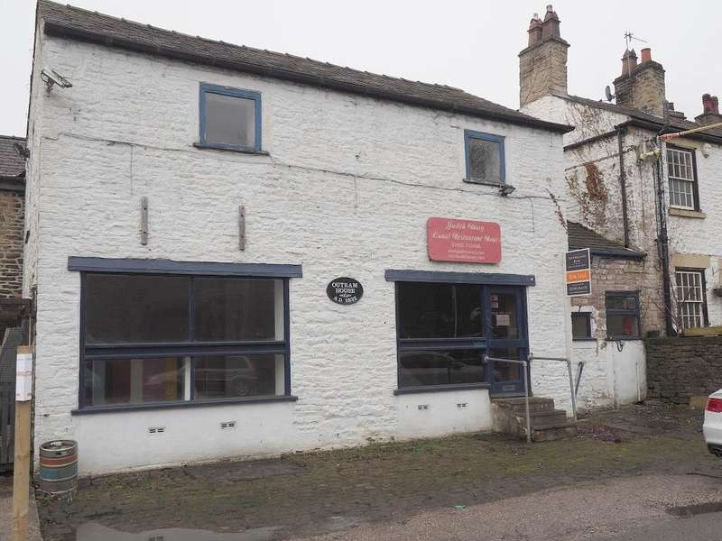 Commercial Property for sale in Canal Street, Whaley Bridge, High Peak, Derbyshire, SK23 7LS