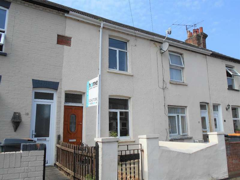 3 Bedrooms Terraced House for sale in Beatrice Street, Kempston, Bedforshire, MK42 8AF