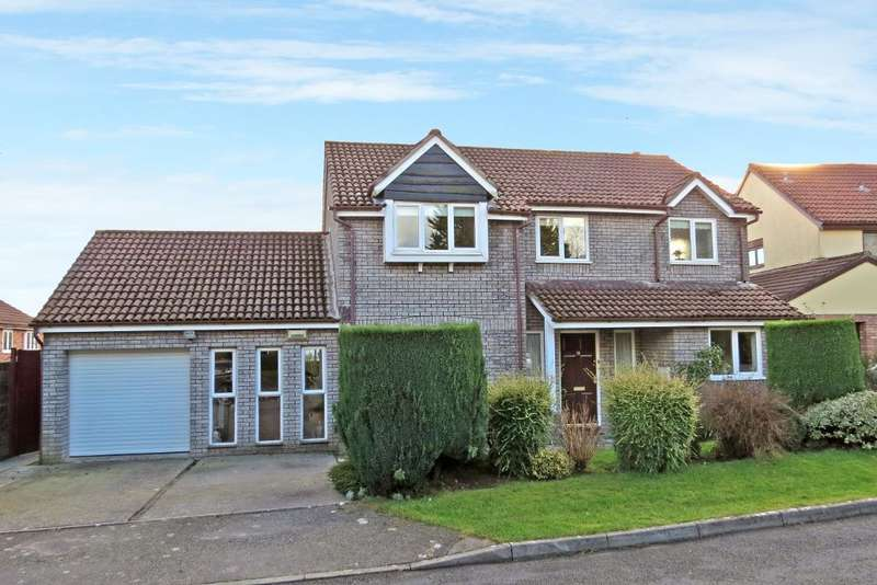 4 Bedrooms Detached House for sale in Falfield Close, Lisvane, Cardiff, South Glamorgan, CF14 0GB
